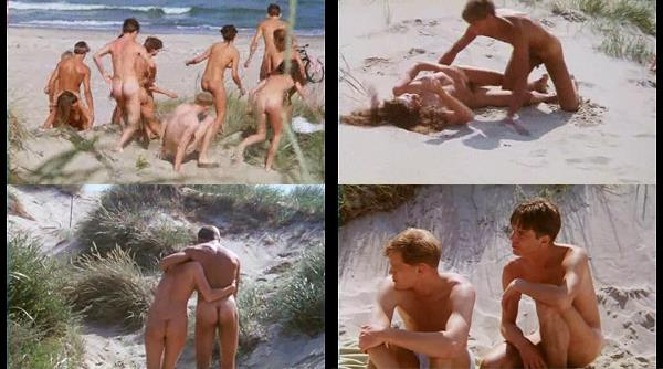 male nudism scenes