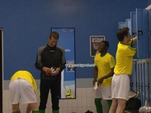 footballers locker room voyeur gallery