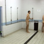 guys showering spy cam