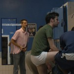 male changing room voyeur