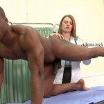 naked sportsmen medical examination