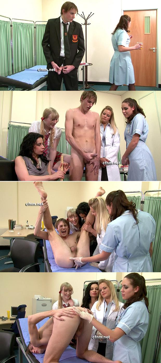 naked guys medical examination videos