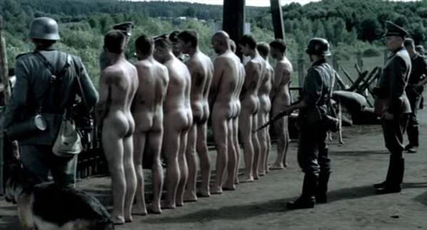 Naked Soliders 118