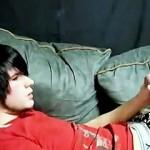 handsome boy jerk off webcam