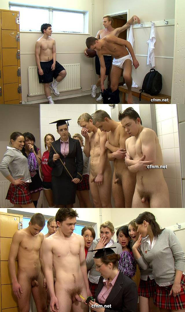 school boys forced nudity and humiliation