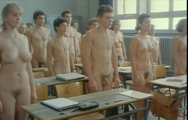 naked schoolboys