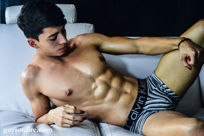 hot latin american boy