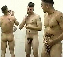 male locker room